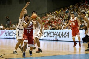 Manny Pacquiao Makes His Professional Basketball Debut