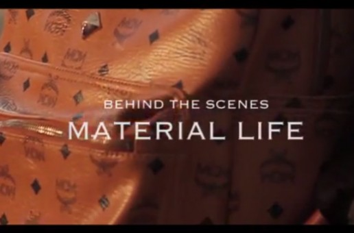 New Regime – Material Life Ft. Megan Marie (Behind The Scenes) (Video)