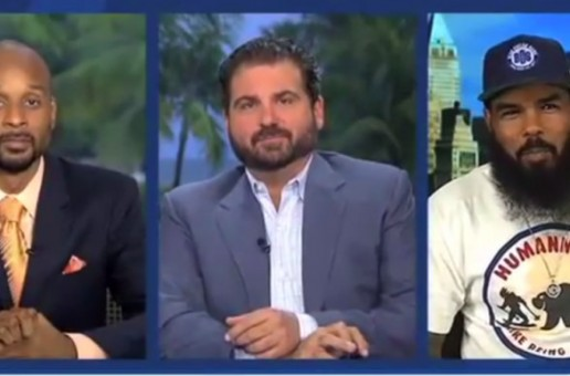 Stalley On ESPN's 'Highly Questionable' (Video)