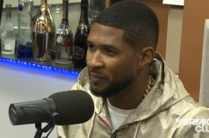 Usher Talks His Upcoming Tour w/ August Alsina, Legacy, Keeping His Personal Life Private & More (Video)