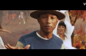 Pharrell – Gust Of Wind Ft. Daft Punk (Official Video)
