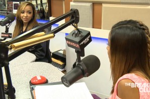 Tinashe Talks The Meaning Of Her Name, The Success Of '2 On', Aquarius & More w/ The Breakfast Club (Video)