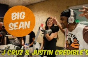 Big Sean – Open Bar Freestyle (Video)