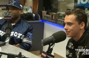 Logic Talks His New 'Under Pressure' LP, RZA, Growing Up In Maryland, Being Bi-Racial & More! (Video)