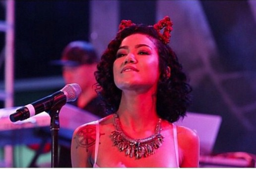 Jhené Aiko Didn't Attend #DefJam30 Concert Due To Confrontation Between Workers & Members Of Her Team