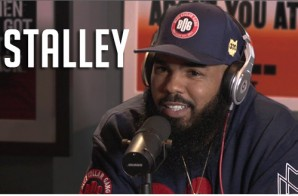 Stalley Visits Ebro In The Morning Show To Talk Debut Album Ohio, MMG, & More (Video)