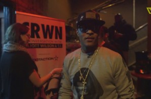Elliott Wilson – CRWN: T.I. (Part 1) (Video)