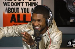 Usher – Ebro In The Morning Interview (Video)