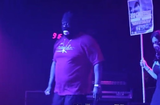 Bigg Homie Performs Live at Chief Keef Concert in Philly (Video)
