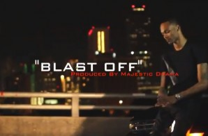Uptown Byrd – Blast Off Ft. Cory Jones (Video)