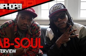 Ab-Soul Welcomes Record Label Difficulties & Details Embarking On First Headlining Tour (Video)
