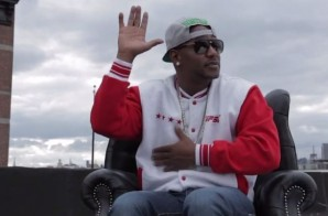 Cam'ron – Touch The Sky Ft. Wiz Khalifa & Smoke DZA (Video)