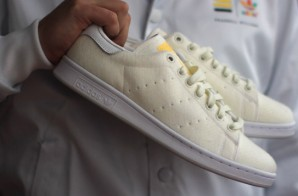 "Pharrell Williams x Adidas Stan Smith ""Tennis"" (Photos)"
