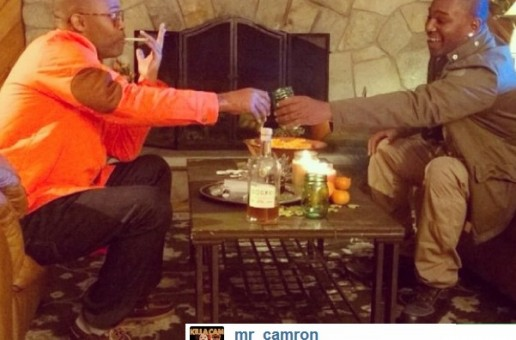 "Dame Dash To Release ""Too Honorable"" Film Starring Cam'ron, Murda Mook & Smoke DZA"