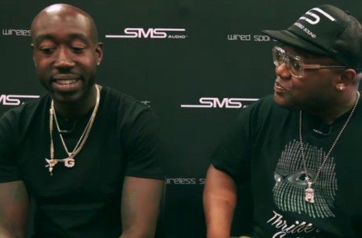 Freddie Gibbs Talks Jeezy, ESGN, Smoking With Diddy, Tupac & More w/ ThisIs50! (Video)