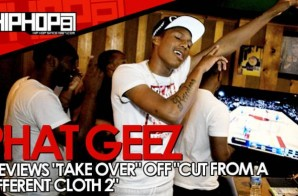 "HHS1987 Exclusive: Phat Geez Previews ""Takeover"" (Video)"