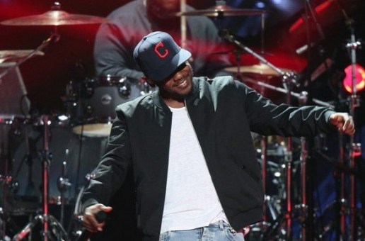 "Kendrick Lamar Performs ""I"" At The Cleveland Cavaliers Opener (Video)"