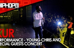 Kur Performs At The TLA In Philly (10/09/14) (Video)