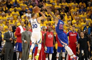 Stephen Curry Torches The Los Angeles Clippers For 27 Points (Video)