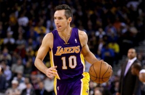 Steve Nash To Release Documentary About His Life (Video)