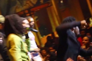 A REAL Fight Night: Migos Jump In The Crowd & Start A Brawl At Show In Springfield, MA (Video)