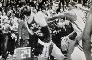 Lost And Found: Footage Surfaces Of Willis Reed Fighting The Entire Lakers Team