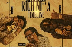 Migos – Rich N*gga Timeline (Mixtape) (Artwork)