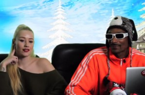 Snoop Dogg Talks With T.I. & Ends His Beef With Iggy Azalea (Video)