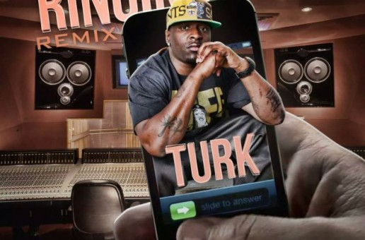 Turk – Phone Keep Ringing (Remix) Ft. Bankroll Fresh