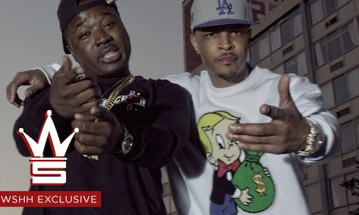 T.I. x Troy Ave x Spodee x Yung Booke – Money On My Mind (Video)