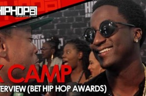 "K Camp Talks ""SlumLords"", The Success Of ""Cut Her Off"", Working On A New Album & More (Video)"