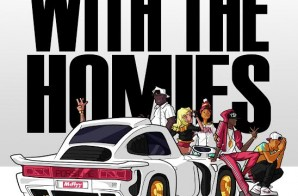 Young Lyxx – With The Homies (Prod. by DJ Marley Waters)