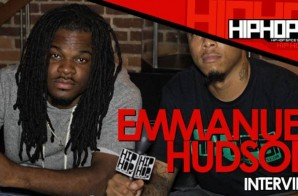 "Emmanuel Hudson Talks ""America's Got Talent"", Comedic Rap, Owning The Term ""Ratchet"" & More With HHS1987 (Video)"