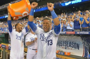 The Kansas City Royals Reach The 2014 MLB World Series