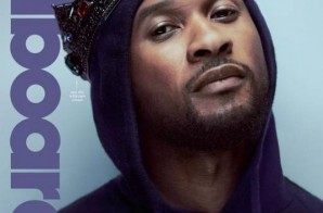 Billboard Magazine Selects Usher To Cover Their Upcoming November Issue!