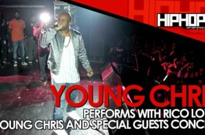 """Young Chris & Rico Love Perform """"Break A Bitch Down"""" At The TLA In Philly (10/09/14) (Video)"""