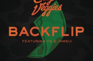 Casey Veggies – Backflip Ft. Iamsu! & YG (Remix)