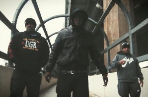 The Lox – Horror Ft Tyler Woods (Video)