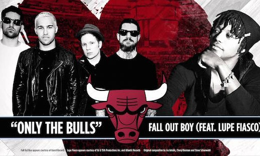 Fall Out Boy – Only The Bulls Ft Lupe Fiasco