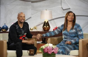"""Common Performs """"Rewind That"""" On The Queen Latifah Show (Video)"""