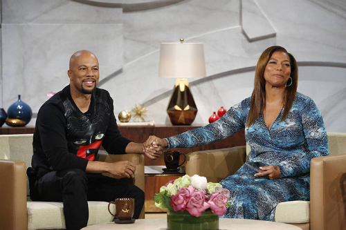 "Common Performs ""Rewind That"" On The Queen Latifah Show (Video)"