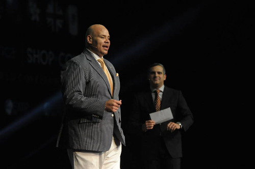 Fat Joe Speaks At 2014 Market America World Conference (Video)