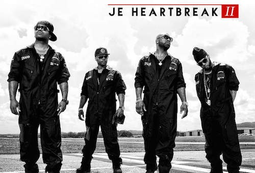 Jagged Edge – Getting Over You (Remix) Ft Styles P