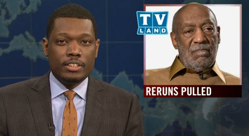 "SNL's Michael Che To Bill Cosby: ""Pull Your Damn Pants Up"" (Video)"