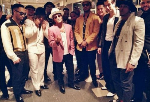 Mystikal Joins Bruno Mars & Mark Ronson For SNL Performance (Video)