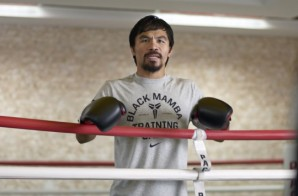 Manny Pacquiao Baits Floyd Mayweather To Fight Him In This New Footlocker Commercial (Video)
