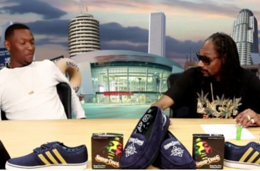 Hit Boy Talks His Growing Success With Uncle Snoop On GGN (Video)