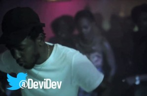 Kendrick Lamar Sits Down With 93.7 The Beat & Devi Dev (Video)