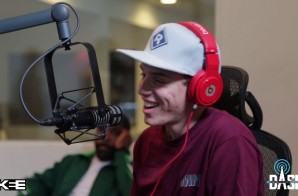 Logic Talks Being Accepted in Hip-Hop, Dealing With Blogs & More w/ DASH Radio! (Video)