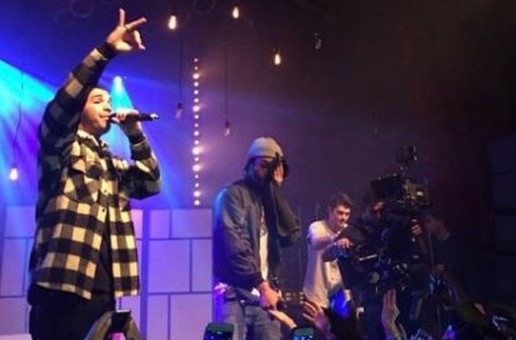 PARTYNEXTDOOR & Drake – Recognize (Live In Toronto At PND) (Video)